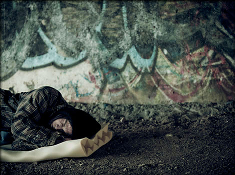 1/3 of Canada's homeless are between the ages of 16 and 24.