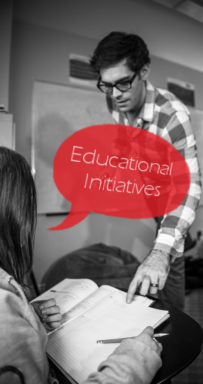 Educational Initiatives Side